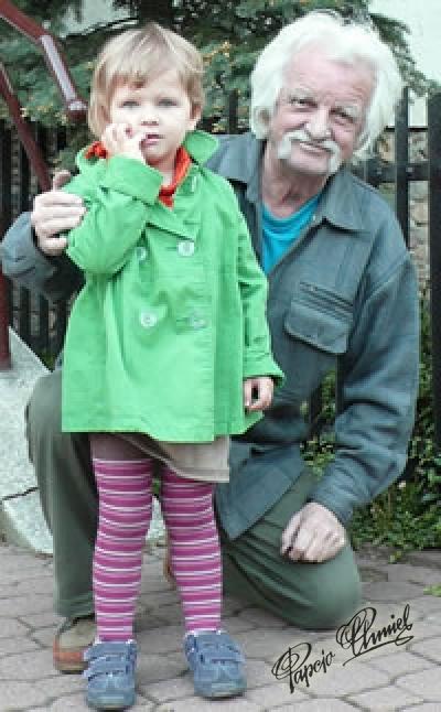 Nadia Włodarska, lat 3,5 z Warszawy. Data dodania zdjęcia: 19.05.2010