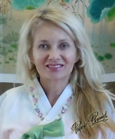 Monika Chmielewska Lehman córka Papcia Pasadena, Kalifornia. www.tapestryart.org Data dodania zdjęcia: 15.11.2010