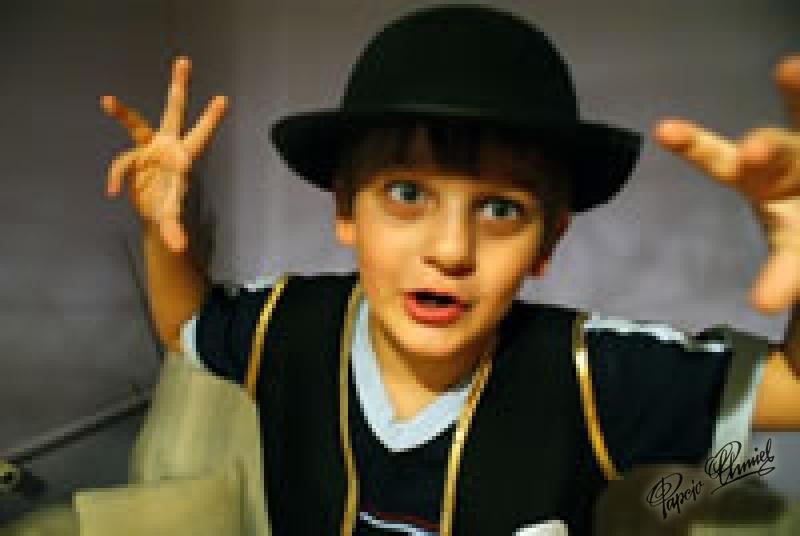 Julian Schutta, 6 lat z Bydgoszczy. Data dodania zdjęcia: 29.11.2010