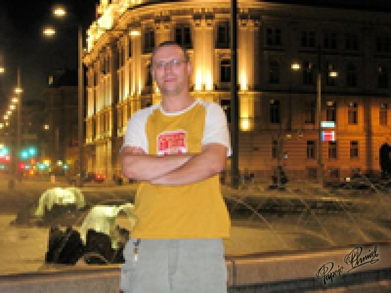 Arkadiusz Wawrzon, lat 36 z Jaworzna ksywka Bavaria. Data dodania zdjęcia: 22.03.2011