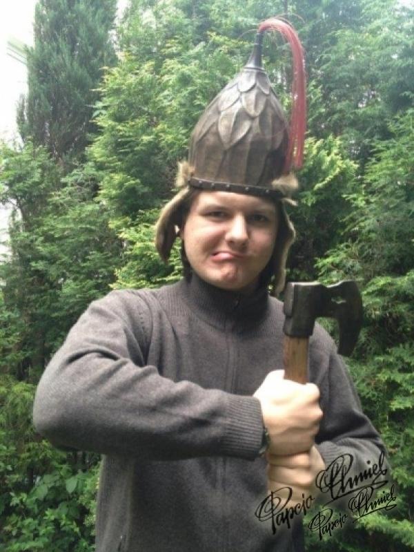 Piotr Opolski - Krzywousty w wieku lat 16