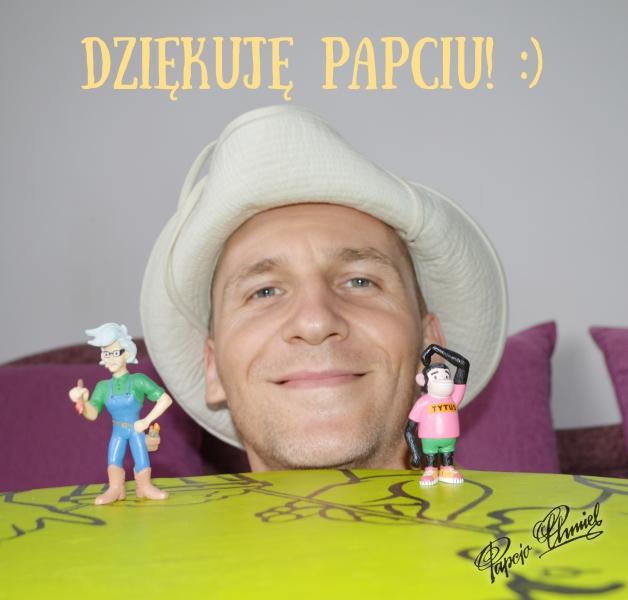 Kamil Kam Ćwieląg z Sosnowcalat 31Jestem fanem Tytusa od ćwierć wieku :)Data dodania zdjęcia: 12.07.2015
